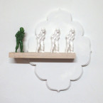 Untitled(four soldiers)